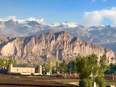 UNESCO World heritage Bamiyan valley