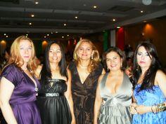 Gabriela, a Nice e a Irmã, Carmelita e a sua irmã