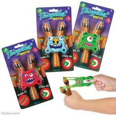 Resorteras para niños, muy divertidas  www.lacasadelaeducadora.com