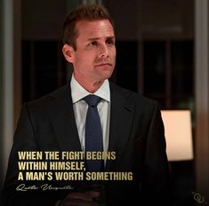 Famous Harvey Specter Quotes About Relationships and Success Harvey Specter Quotes, Boss Quotes, Life Quotes, Dark Knight Quotes, Suits Quotes, Red Band Society, Motivational Quotes, Inspirational Quotes, Grey Anatomy Quotes