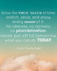 #quotes about #time