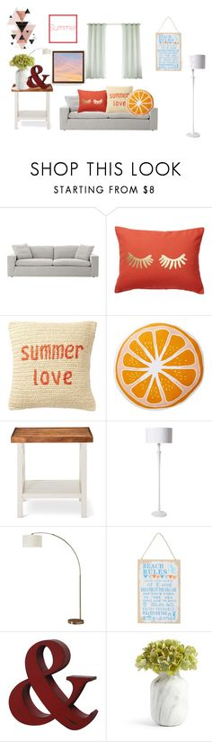"""living  room"" by selened on Polyvore featuring interior, interiors, interior design, home, home decor, interior decorating, Nordstrom Rack, Barbara Cosgrove and M&Co"