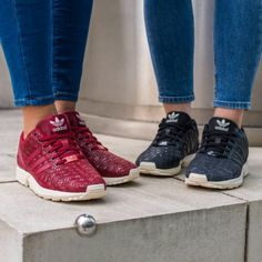 Sleek and styled, the exclusive adidas women's Suede Snake Pack is making waves to your #FootLocker featuring the Superstar and ZX Flux