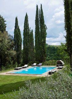 Italie / Sublime villa à louer en Toscane /