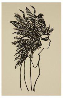 Jennifer Ament, Bird in Hair