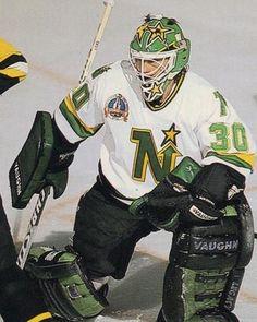 Jon Casey...Minnesota North Stars Stars Hockey, Ice Hockey Teams, Hockey Goalie, Minnesota North Stars, Minnesota Wild, Minnesota Vikings, Hockey Girls, Hockey Mom, Hockey Stuff