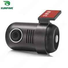 HD  MINI car DVD DVR camera Car Dash Camera Video Recorder Dash Cam With G-sensor For DVD Player wide angle