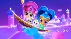 check out the trailer for Nickelodeon's Shimmer and Shine on Nick ...