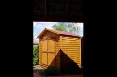 Matt's Homes & Outdoor Designs have heaps of sturdily built, quality timber sheds that will suit your storage needs. They range from a small shed, The Shack, for the storage of your tools, to a larger garden shed, The Backyarder, to house your bigger items. Classical designs and built to last.