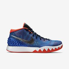 newest collection 9ac55 b8fe0 Nike Kyrie 1 GS Authentic, in the brand new Kyrie Irving white and grey  logo box is the Kyrie Featuring a Hyperfuse upper and lunar cushioning with  a ...