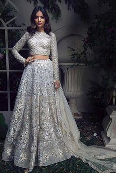 Dusty Rose Lehenga with Embellished Tasseled Sleeves Indian Reception Outfit, Indian Wedding Outfits, Bridal Outfits, Indian Outfits, Indian Bridal Lehenga, Pakistani Bridal Wear, Pakistani Outfits, Lehnga Dress, Nikkah Dress
