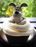 Grommit, on a Cake!