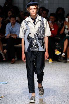 Antonio Marras Spring 2016 Menswear Fashion Show