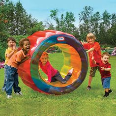 games - Little Tikes Bumper Wheel