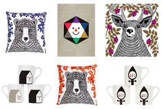 Artstar Industries Collection http://makeitbritish.co.uk/homewares/art-star-industries/#