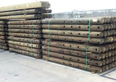 pre drilled ranch lumber - Google Search