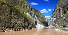 Tiger Leaping Gorge in Lijiang | China