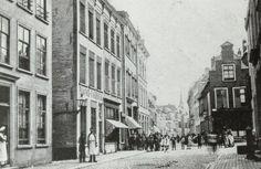 Reigerstraat. 1890 BREDA