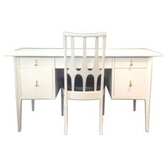 Check out this item at One Kings Lane! Art Deco-Style Desk & Chair