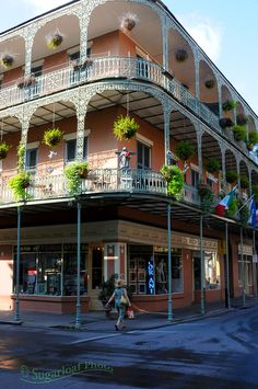 One of my favorite cities in the nation: New Orleans!
