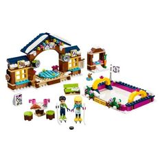 Lego Friends Heartlake Summer Pool Building Kit Only 3649
