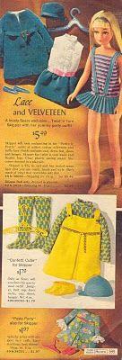 Always selling quality Vintage Barbie & Skipper! Dolls, clothes, accessories, vinyl..NRFB, MIB, MOC, etc. smitti257@aol.com
