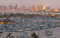 Best places to photograph in San Diego - Point Loma Harbor and others
