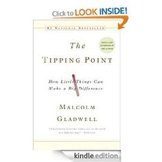 The Tipping Point: How Little Things Can Make a Big Difference: Malcolm Gladwell: Amazon.com: Kindle Store