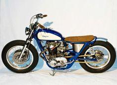 A Custom Yamaha SX650 by Kingston Customs, Germany.