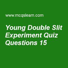 38 Best Double slit experiment images in 2019 | Quantum
