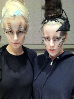 by Roshar. Just another day at work #fantasy makeup
