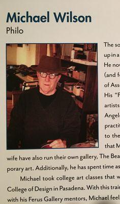 "Assemblage artist, Michael Wilson ""In the Construction Zone"" exhibit at the Grace Hudson Museum in Ukiah, California. Zippertravel.com"
