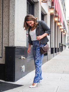 Chic of the Week: Tay�s Silky Pants