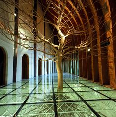 Heaven with the Earth, Hungarian pavilion in Seville