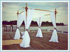 Savannah , Ga. Tybee Island, Ga  Wedding Coastal Creative Events