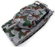 Colossal 2 1/2 foot scale remote control tank pellet shooter available to be purchased. These Remote Controlled tanks are one of the great RC toys