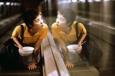 """Wong Kar Wai - Chungking Express (1994) DOP: Christopher Doyle,Wai-keung (Andrew) Lau """"If memories could be canned, would they also have expiry dates? If so, I hope they last for centuries"""""""