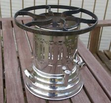 1920s SPIRIT BURNER STOVE.PICNIC STOVE SILVER PLATED APEX-BIGGIN & CO.SHEFFIELD  Looks like a must for the open road!