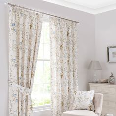 Blue Alice Curtain Collection Dunelm Grey And White Room Rooms Net Curtains