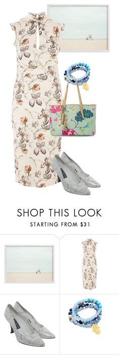 """""""dress"""" by masayuki4499 ❤ liked on Polyvore featuring Hope and Ivy, Stuart Weitzman, Good Charma and Spartina 449"""