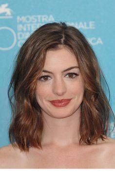 Le carré  plage  d'Anne Hathaway