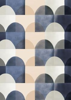 Viaduct-Blue Pattern by Imogen Heath (via design*sponge http://www.designsponge.com/2012/06/imogen-heath.html)