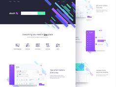 dashX - Marketing Website