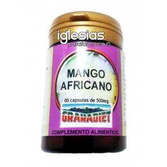 Granadiet Mango Africano 60 cap 500mg