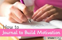 The Before-During-After Journal via @SparkPeople