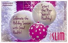 The Holiday Season is here! Christmas is 2 weeks away from today and then we are headed into 2016!  Take a moment to think about what you want your 2016 to look like! Do you have health concerns? Need extra income? Need to get fit? If you answered yes to ANY of these; comment YES or PM me!  I would love to share how Plexus can help you with your goals!   I know there are some of you who have been waiting to get started! This is a perfect time! Ask me how!  Find me at http://a