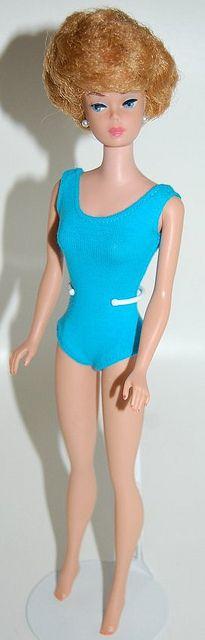 blondes bubble cut Barbie... by luigibushman, via Flickr