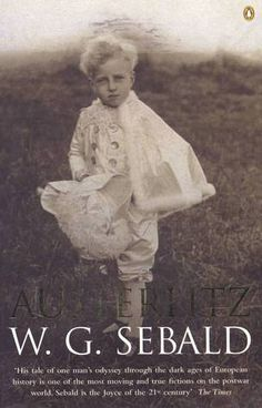 Austerlitz by W.G. Sebald, Anthea Bell  Check it out in our catalog- http://catalog.somd.lib.md.us/polaris/default.aspx