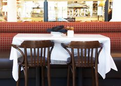 Possible front section seating tablecloth for weekend evenings to make slightly more formal Brio Tuscan Grille – Food inspired by Tuscany Brio Tuscan Grille, Miami Restaurants, Fried Calamari, Tuscany, Italian Recipes, Dining Table, Decor Ideas, Inspired, Formal