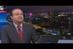 El Terremoto De 8.2 En México Sorprendió En Vivo A Conductor De Televisión. Luces Verdes Y Azules Iluminaron El Cielo